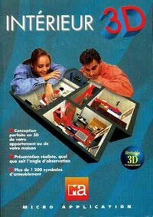 Intérieur 3D - Collectif - Livre