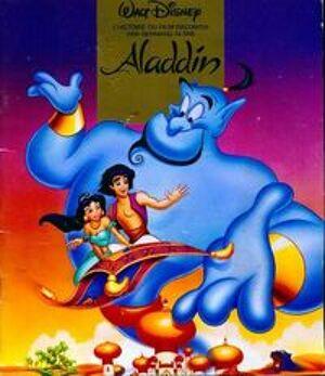 Aladdin - Walt Disney - Livre