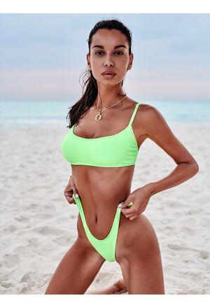 Obsessive Mexico Beach bikini green