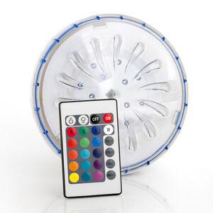Gré Projecteur LED Gre aimanté pour piscine hors-sol et acier Modèle - LED Couleur avec télécommande