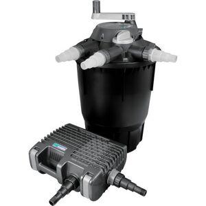 Hozelock Système de filtration complet pour grand bassin avec pompe et filtration jusqu'à 28000 litres
