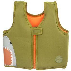 Gilet de natation Attaque de requin (2-3 ans)