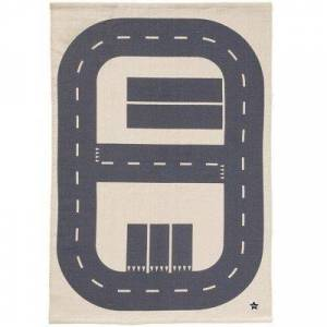 Tapis circuit pour voiture Aiden (90 x 130 cm)