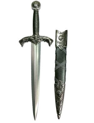 Dague médiévale de collection du Roi Arthur