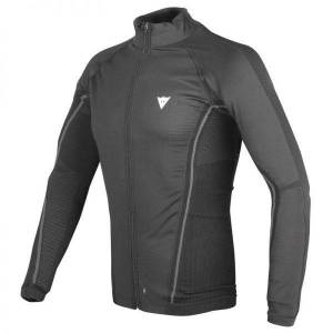 Dainese Tricoté Moto Dainese D-Core No-wind Thermo Tee Ls Noir/Anthracite Taille:L