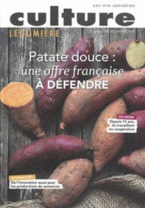 Culture Légumière - Abonnement 12 mois
