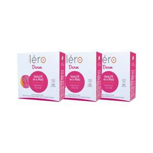 Léro Derm - Lot de 3 x 30 capsules