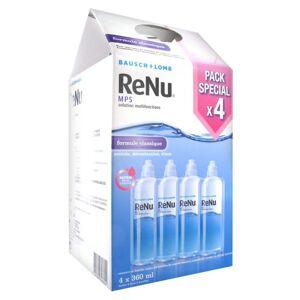 Bausch + Lomb ReNu MPS Solution Multi 4 x 360 ml