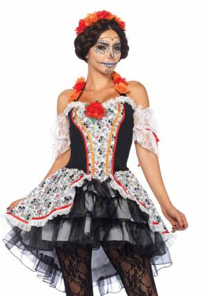 LegAvenue Costume Belle Calavera - M/L (38-40)