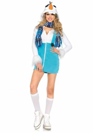 LegAvenue Costume Bonhomme de Neige - L (40)