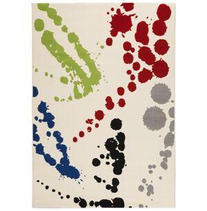 gdegdesign Tapis design rectangulaire multicolore 230x160 cm - Clifton