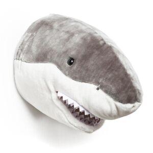 Linnea Peluche trophée Requin Jack collection Aquatique