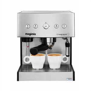 Magimix Cafetière Expresso automatique chrome mat 1,8 L 11414 Magimix