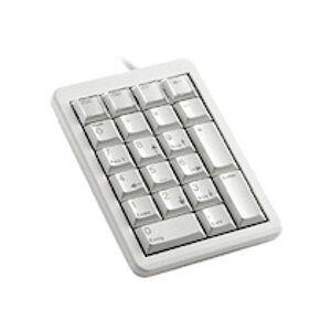 CHERRY Keypad G84-4700 - pavé numérique - Français - gris clair