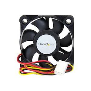 StarTech.com Ventilateur PC à roulement à billes avec alimentation TX3 ou LP4 - 50 x 10 mm - kit de ventilation pour ordinateur