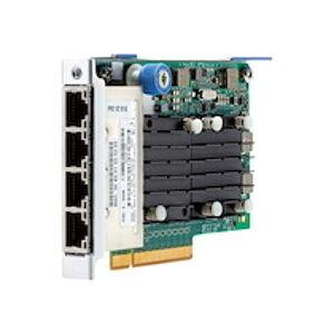 HPE FlexFabric 536FLR-T - adaptateur réseau - PCIe 3.0 x8 - 10Gb Ethernet x 4