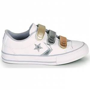 Converse Chaussures enfant Converse STAR PLAYER 3V METALLIC LEATHER OX - 32