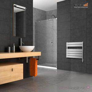 LVI Sèche-serviettes électrique LVI - APANEO Bas 600W FLUIDE - 4890132