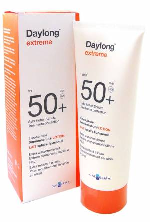 Daylong extreme spf 50+ lait solaire200ml