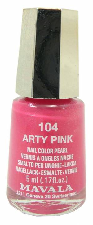 Mavala vernis a ongles nail color pearl arty pink 5ml