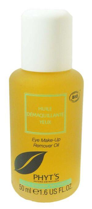 Phyt's huile demaquillante yeux 50ml