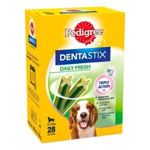 Pedigree 112 friandises Dentastix Fresh Medium Pedigree - Friandises pour Chien