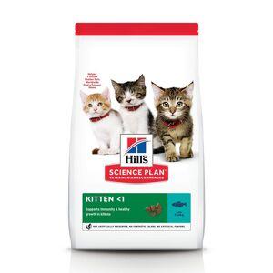 Hill's Science Plan 1,5kg Hill's Science Plan Kitten Healthy Development, thon pour chaton