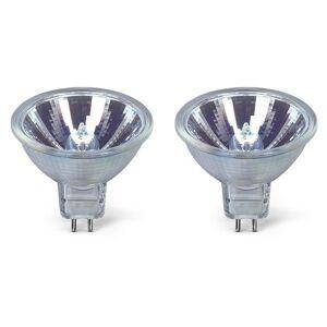 Osram Ampoule Osram OSRAM-Lot de 2 Ampoules Halogène Réflecteur GU5.3 Ø5,1cm 2800K 35W 430 Lumens Dimmable