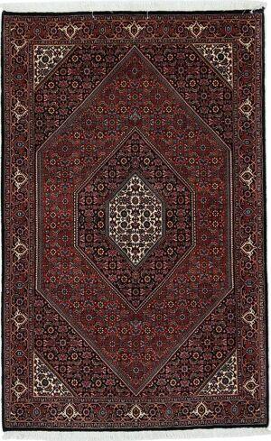 Nain Trading Tapis Fait Main Bidjar 178x113 Gris Foncé/Marron Foncé (Laine, Perse/Iran)