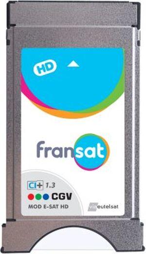 CGV Terminal CGV Module Ci+ ESAT HD Fransat
