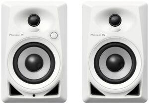 Pioneer Dj Enceinte PIONEER DJ DM-40-blanc X 2