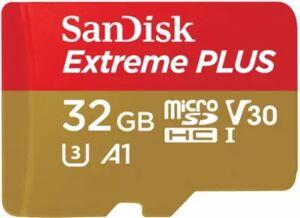 Sandisk Carte SANDISK microSD EXT PLUS 32Go