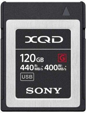 Sony Mémoire SONY XQD 120Go G series