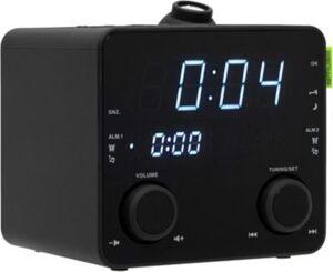 Muse radio-réveil MUSE M-189 P Noir