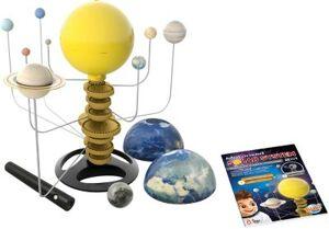 Buki Jeu BUKI Mobile Systeme Solaire