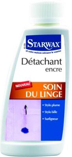 Starwax nettoyant STARWAX DETACHANT ENCRE 100ML