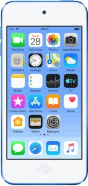 Apple Ipod Bal.mp4 APPLE IPOD Touch 32Go Bleu