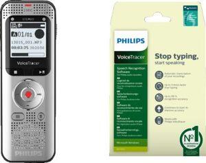 Philips DICTAPHONE PHILIPS DVT2050 + logiciel DV