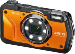 Ricoh Compact RICOH RICOH WG-6 ORANGE