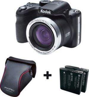 Kodak Bridge KODAK Pixpro AZ421 noir + 2 batte