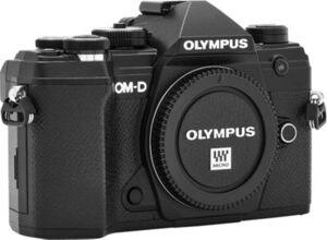 Olympus APN OLYMPUS OM-D E-M5 Mark III Nu Noir