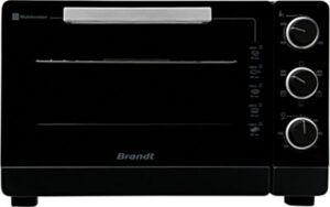Brandt Four BRANDT FC405MB noir
