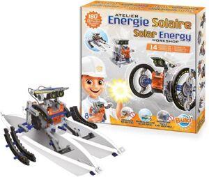 Buki Jeu BUKI Energie Solaire 14 in 1