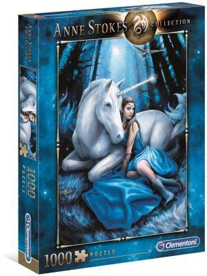 Clementoni Jeu CLEMENTONI Blue Moon - Anne Stokes 1