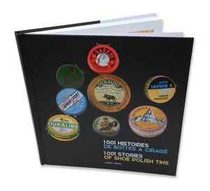 SAPHIR Livre 1001 Histoires de Boites A Cirage