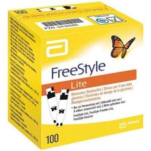 Abbott Freestyle Lite Électrodes pc(s) bande(s) de test