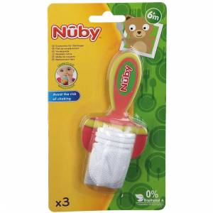 Nûby™ Nuby Filets de remplacement pc(s) Autre