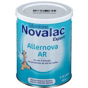 Novalac Expert Allernova AR 0 à 36 mois g poudre