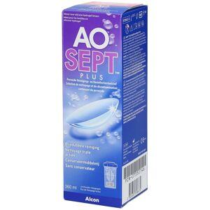 Aosept® AOSEPT Plus ml solution de conservation et de nettoyage