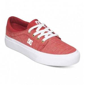 DC Shoes Chaussures DC Shoes Trase TX basses Jester rouge